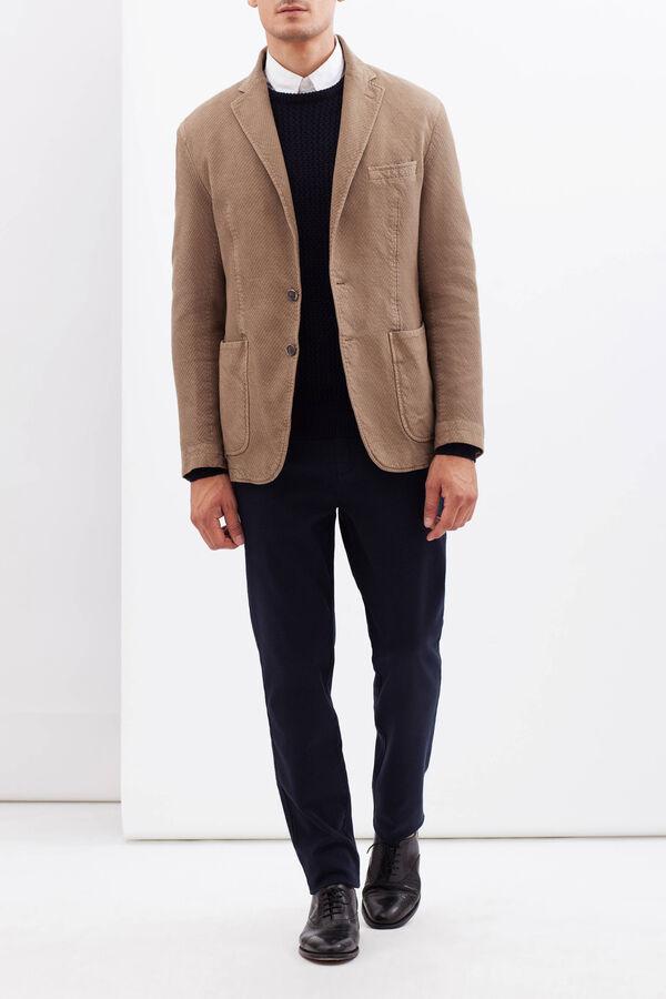 Rumford two-button plain jacket | OVS