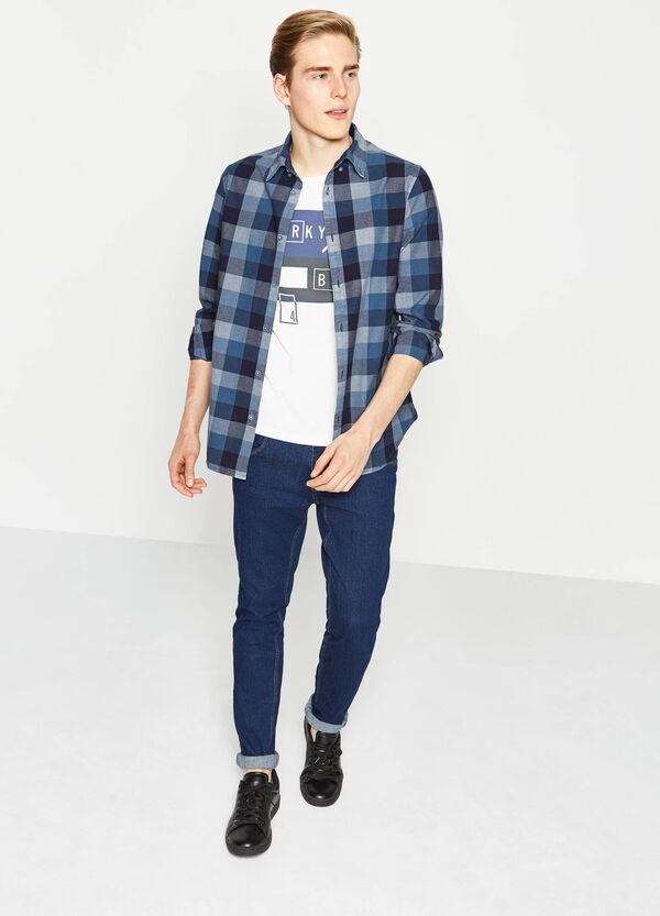 Camicia casual a quadri G&H | OVS