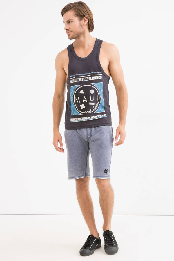 Cotton vest top by Maui and Sons | OVS