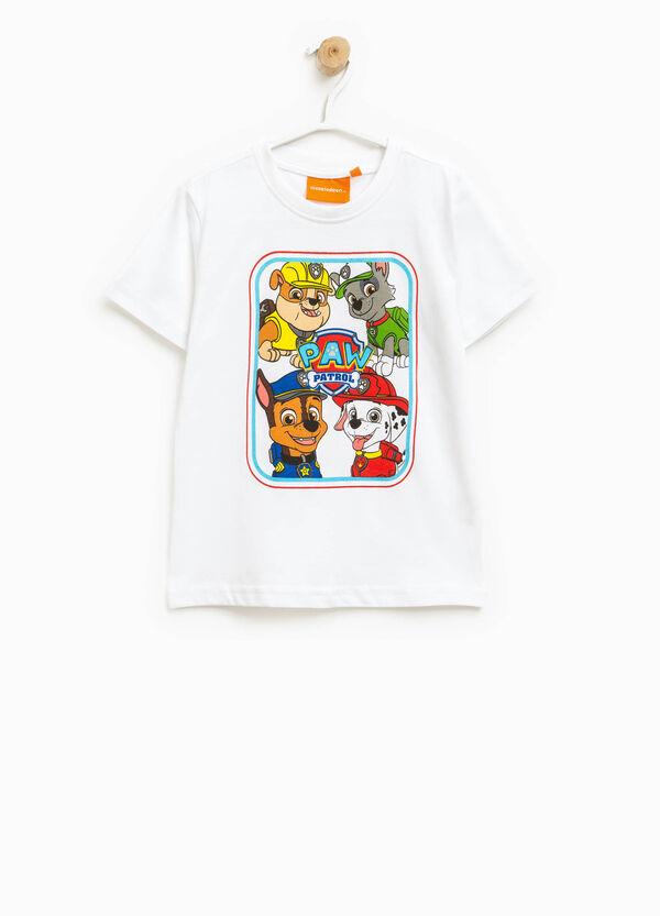T-shirt with Paw Patrol print   OVS