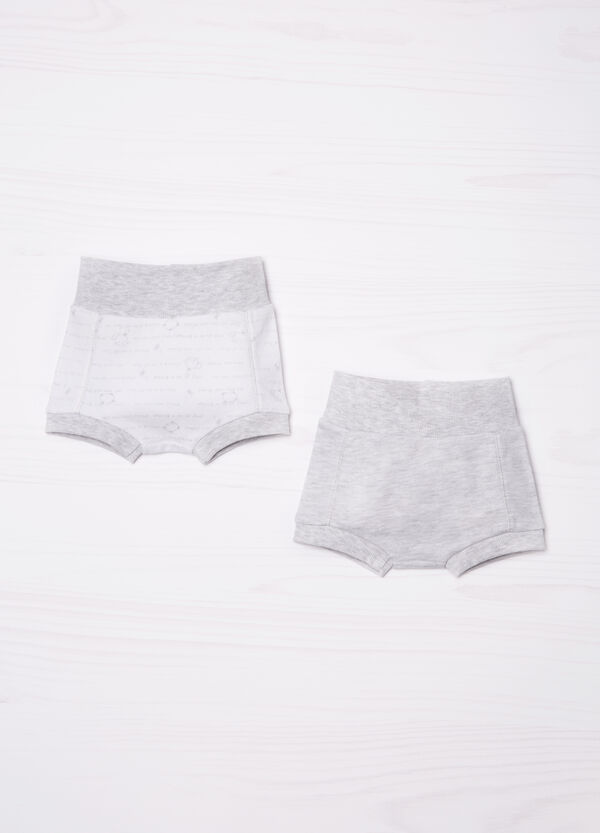 Set due mutandine puro cotone | OVS