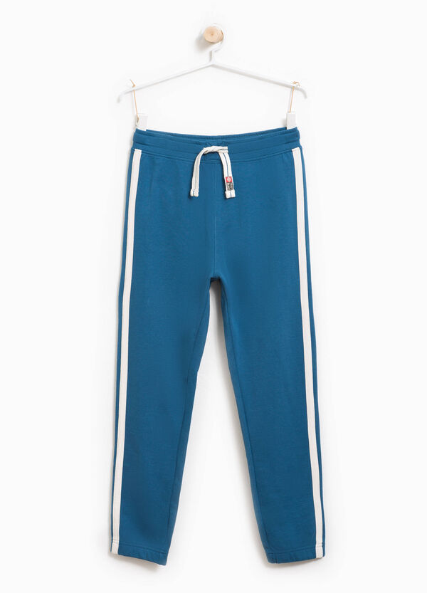 Joggers with side inserts | OVS