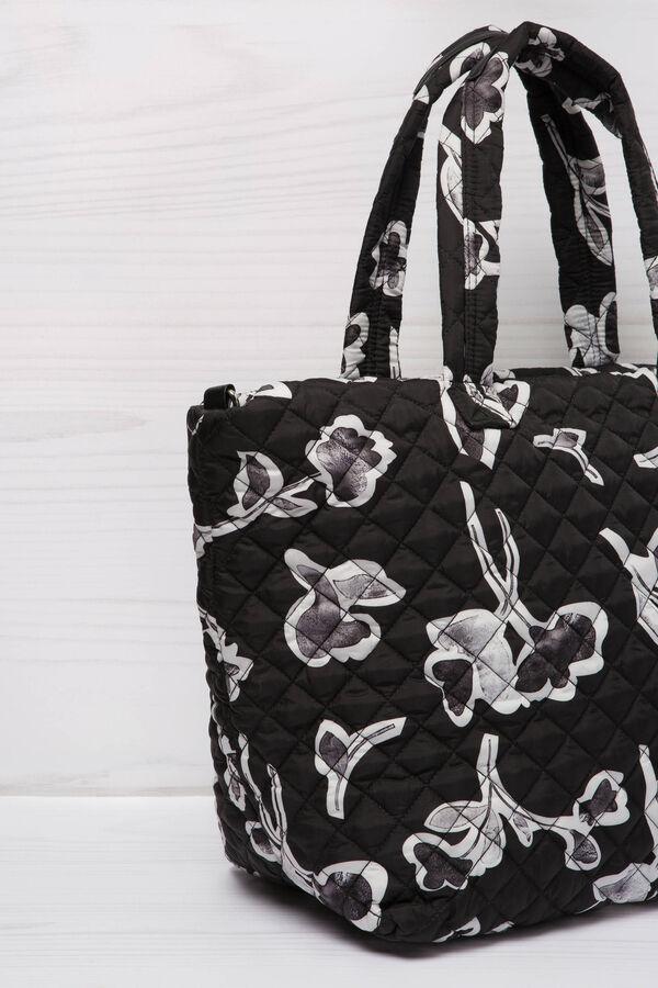 Floral pattern shoulder bag | OVS