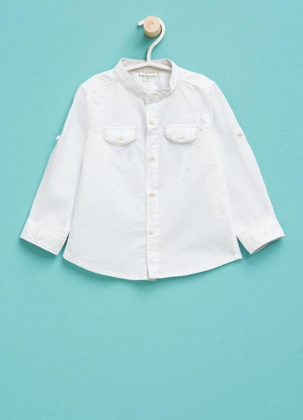 Camicia in puro cotone con taschini | OVS