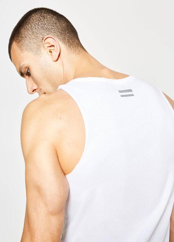 Vest with raw edges | OVS