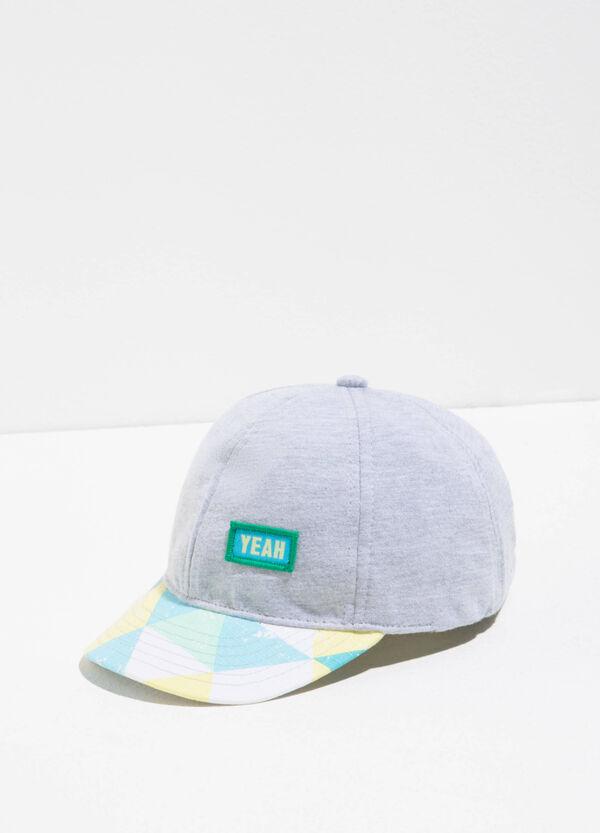 Cappello da baseball visiera fantasia   OVS