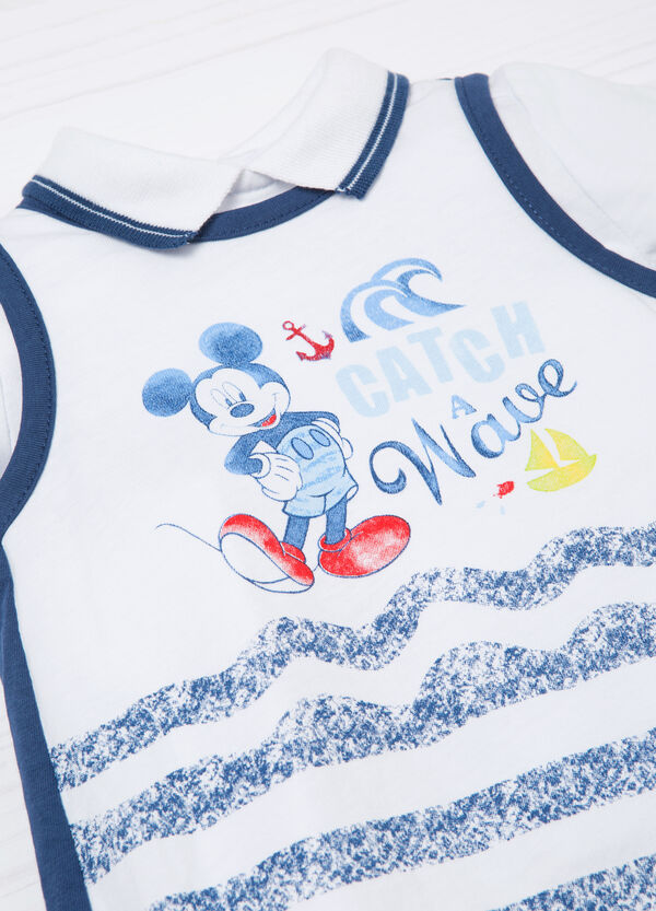 Mickey Mouse 100% cotton outfit   OVS