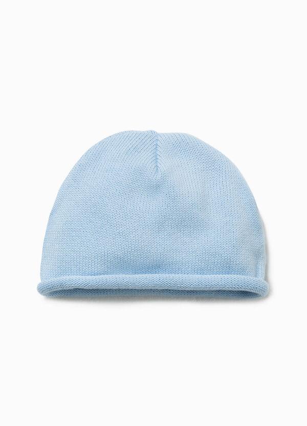 Cappello a cuffia con orlo arrotolato | OVS