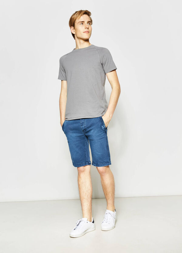 Bermuda chino slim fit stretch | OVS