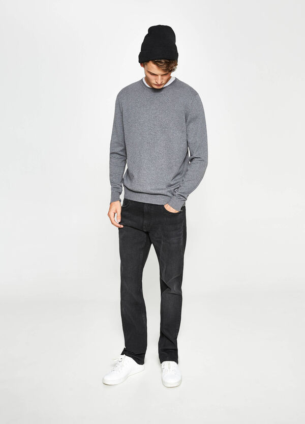 Pullover in cotton and cashmere | OVS