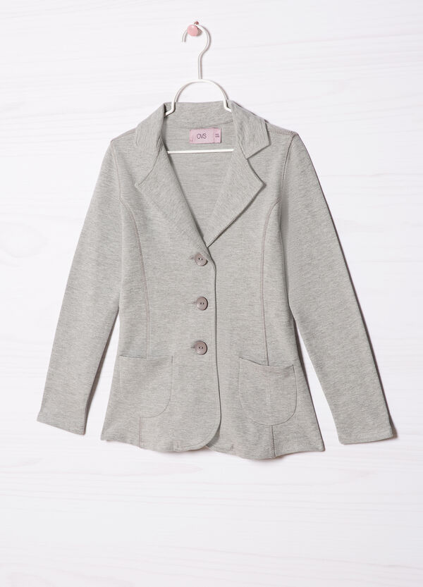 Stretch cotton jacket | OVS
