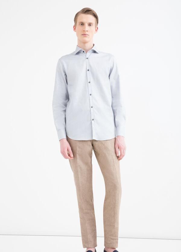 Regular-fit patterned shirt | OVS