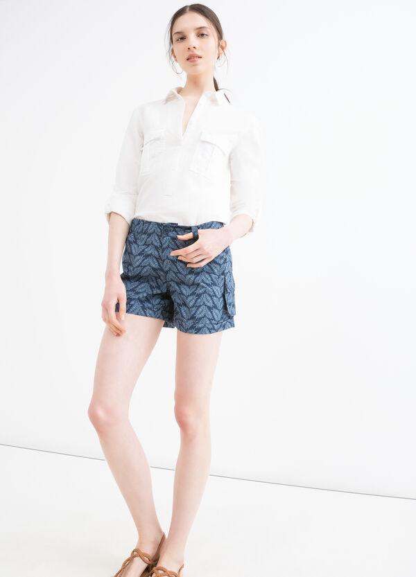 Shorts puro cotone stampati | OVS