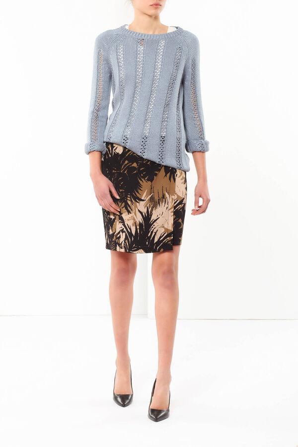 Patterned skirt | OVS