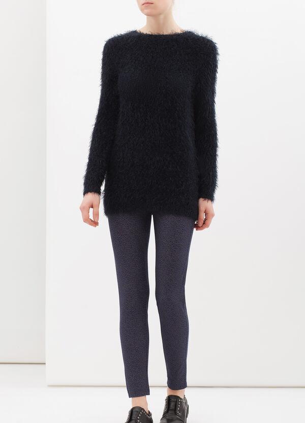 Leggings misto cotone stretch | OVS