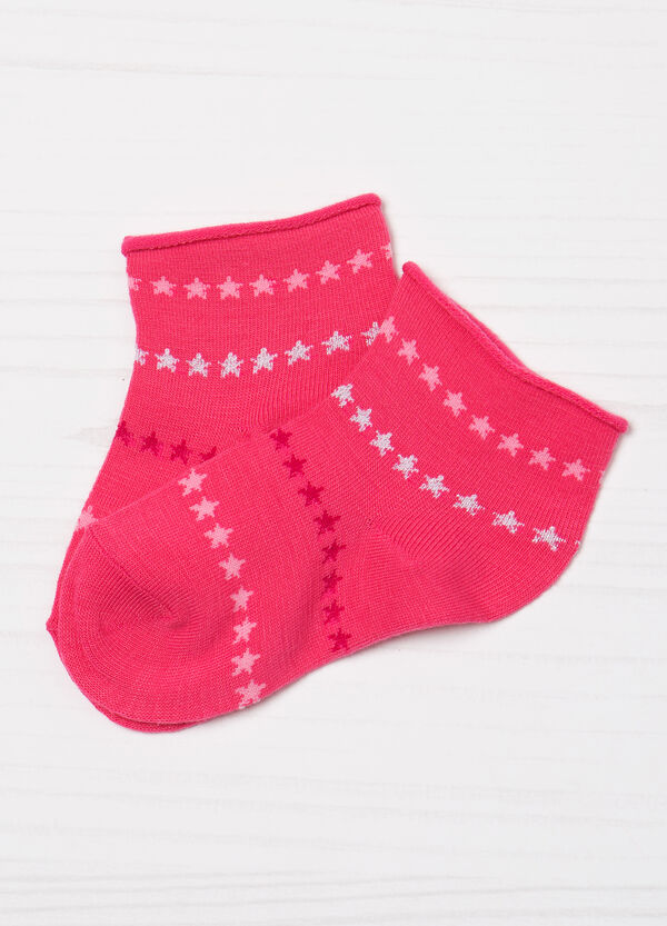 Stretch socks with stars | OVS