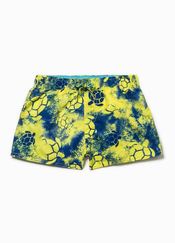 Pantaloncini mare fantasia tartarughe | OVS