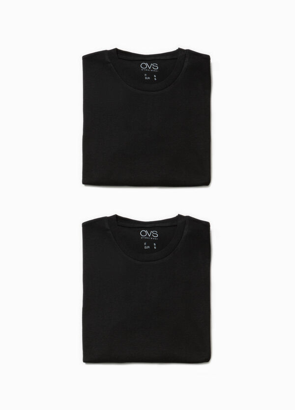 Set due t-shirt intime in cotone | OVS