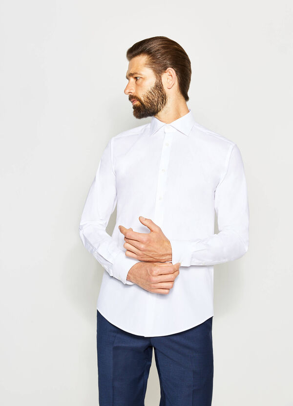 Slim-fit formal shirt | OVS