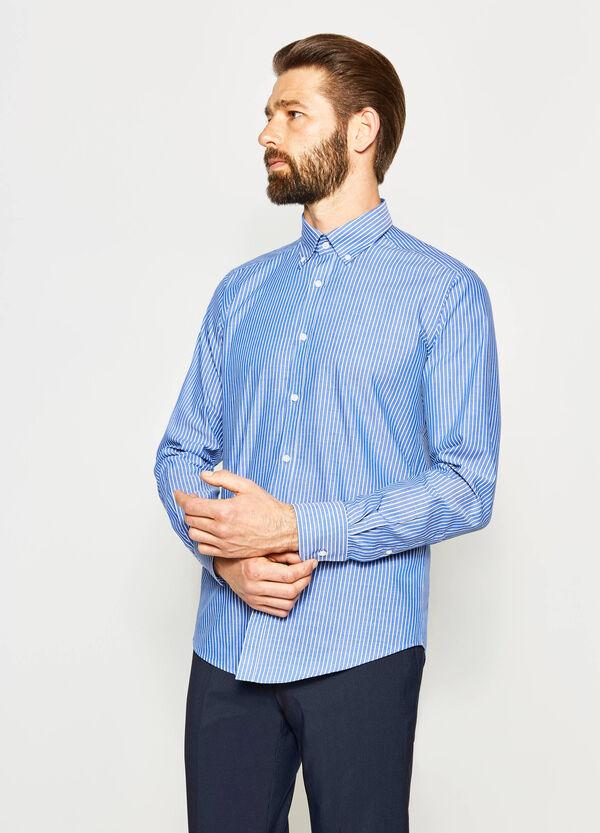 Camicia formale slim fit rigata | OVS