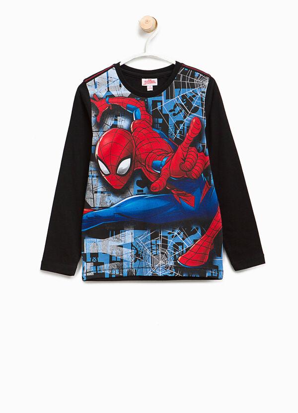 T-shirt maxi stampa Spiderman | OVS