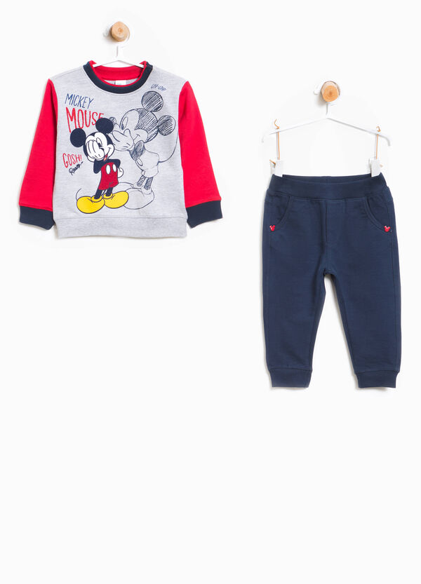 Mickey Mouse 100% cotton tracksuit | OVS