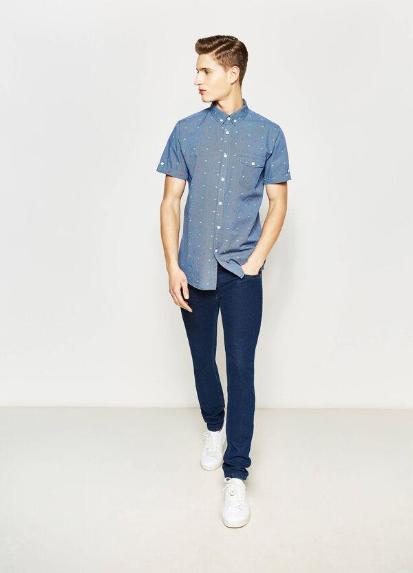 Camicia casual micro quadri G&H | OVS