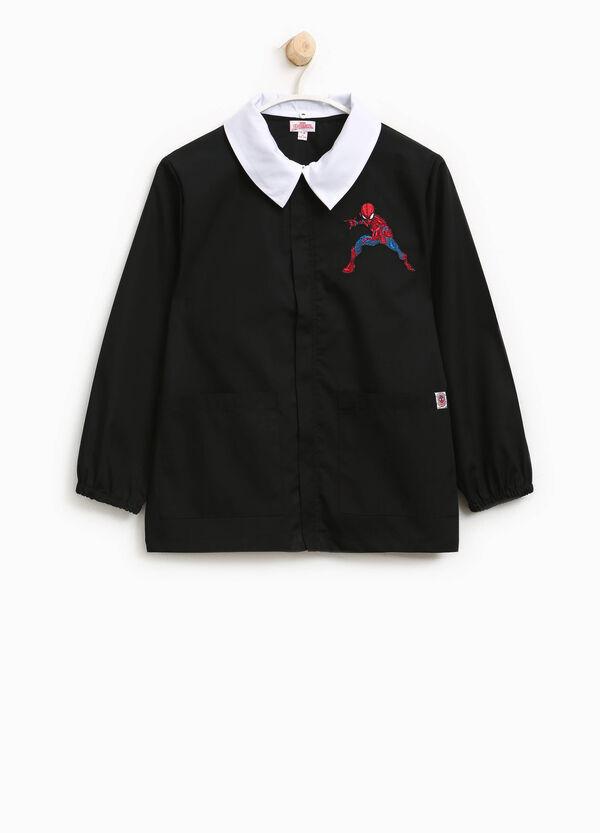 Grembiule cotone patch Spiderman | OVS
