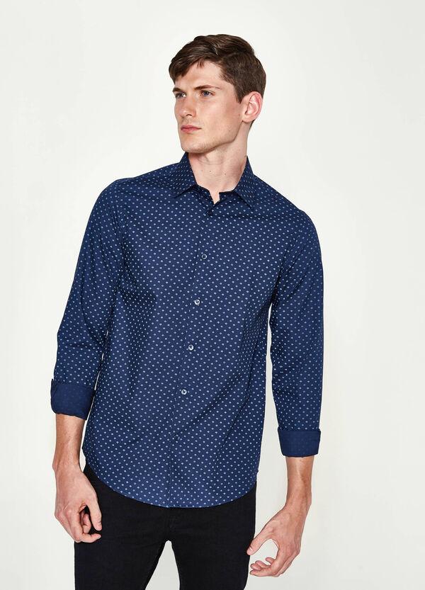 Camicia casual stampata | OVS