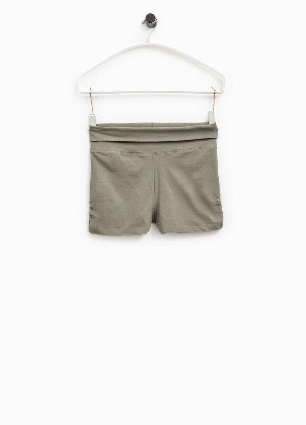 Smart Basic stretch cotton shorts | OVS