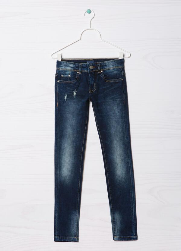 Jeans slim fit Blue Black   OVS
