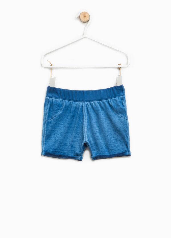 Pantaloncini effetto maltinto   OVS