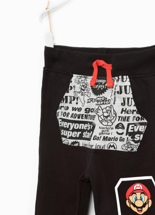 Pantaloni tuta in cotone Super Mario | OVS