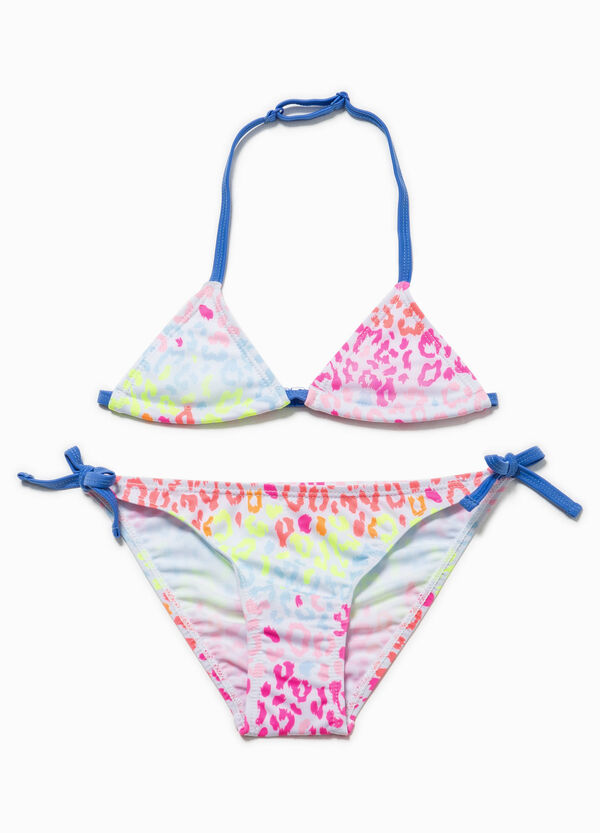 Animal patterned bikini by Maui and Sons | OVS
