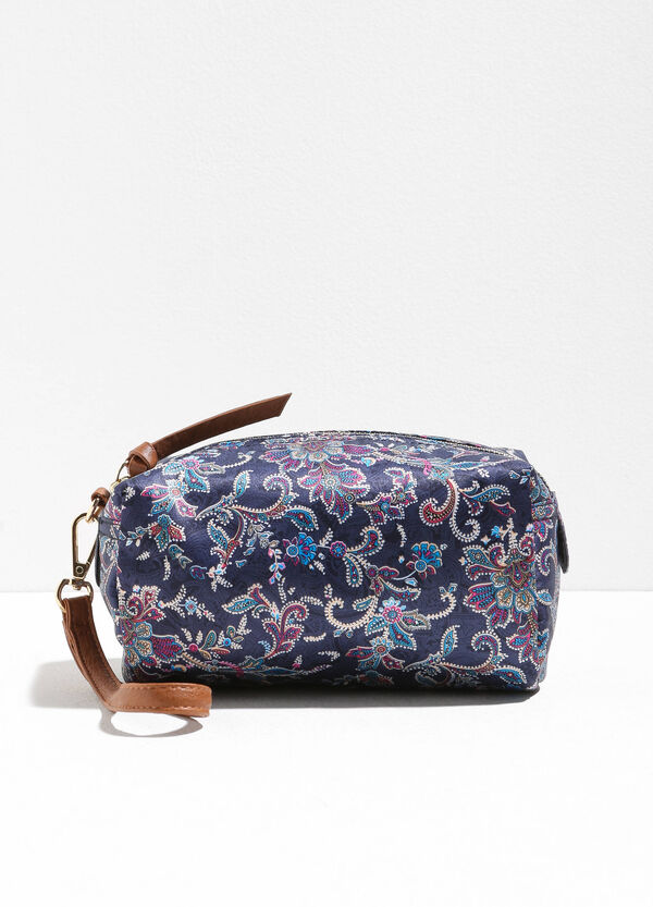 Floral pattern clutch bag | OVS