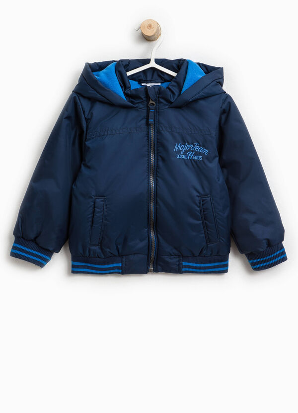 Jacket with lettering print   OVS