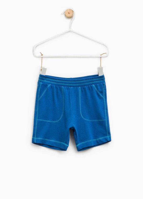 Pantaloncini in puro cotone   OVS