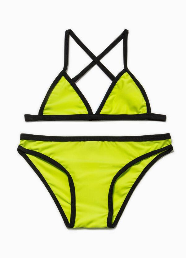 Bikini reggiseno a triangolo e slip   OVS