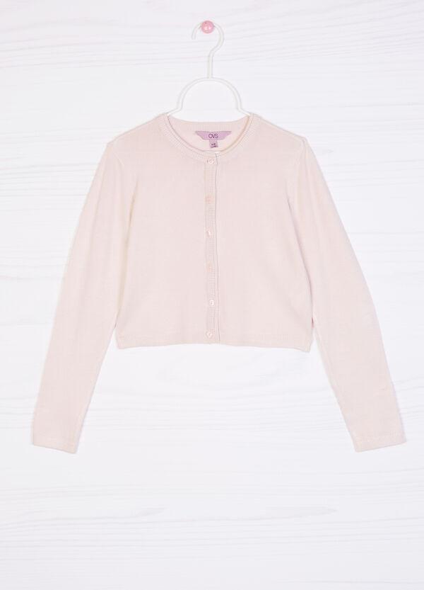 Coprispalle misto cotone tricot | OVS