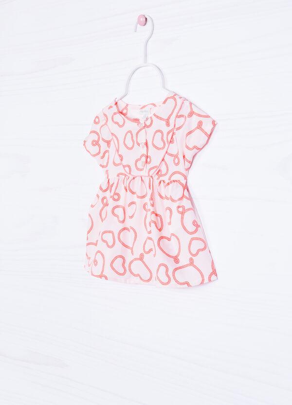 Heart print blouse | OVS