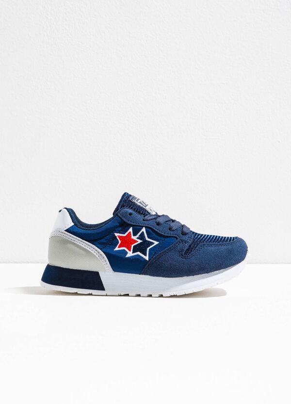Sneakers con ricami a stella | OVS