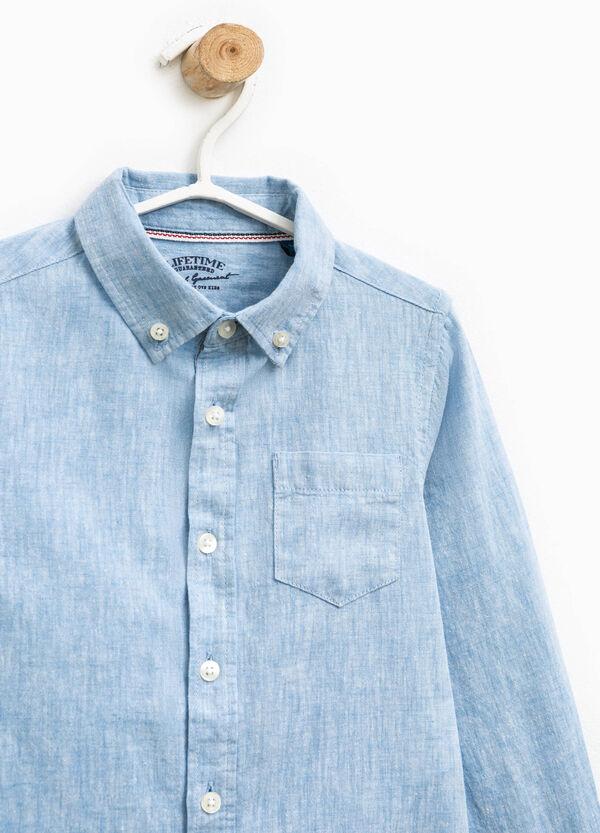 Camicia con colletto button down | OVS