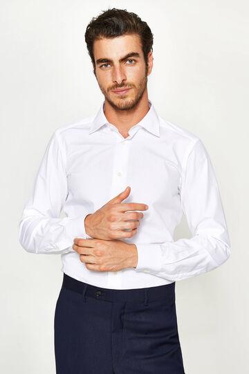 Camicia formale slim fit puro cotone