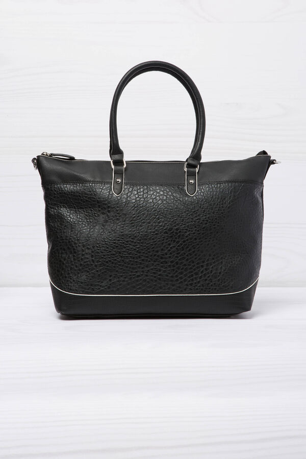 Shopping bag in similpelle | OVS