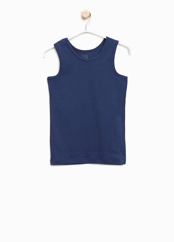 Organic cotton under vest | OVS