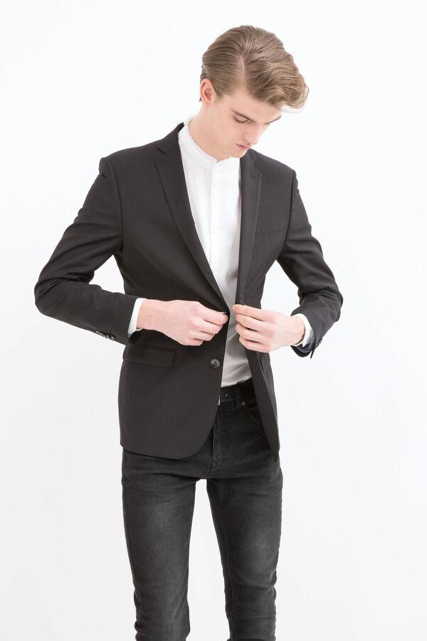 Regular fit tailor-made jacket | OVS