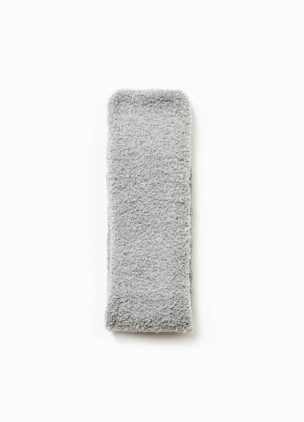 Stretch slipper socks with lurex | OVS