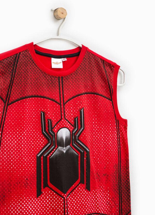 Maxi Spiderman print vest | OVS