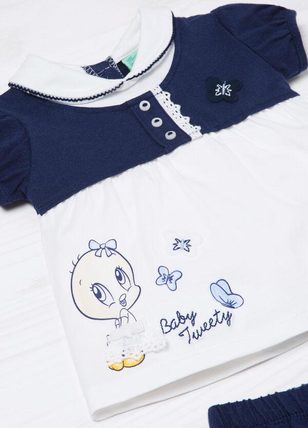 Polo shirt and shorts set   OVS