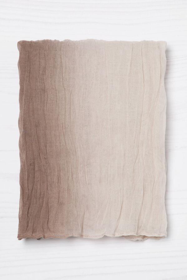 Sciarpa degradé stropicciata | OVS